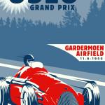 OSLO Grand Prix, 1950