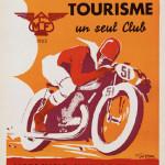 geo-ham-sport-tourisme-moto-poster